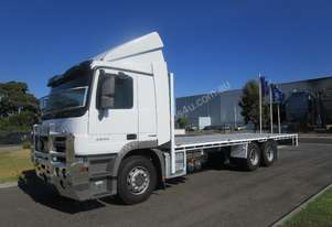 Mercedes Benz   2544 Tray Truck