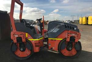 Hamm   HD14 Twin Drum Roller