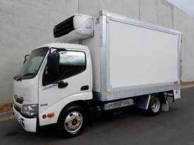 Hino 616 - 300 Series Hybrid Refrigerated Truck - picture0' - Click to enlarge