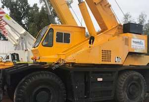 25 tonne rough terrain crane for sale