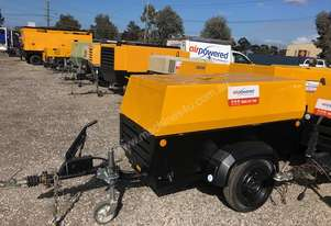 2009 Atlas Copco XAS47, Diesel Air Compressor, 70cfm, only 928 hours on the clock