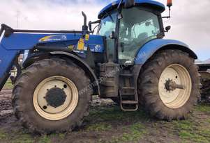 2008 New Holland T7030 tractor