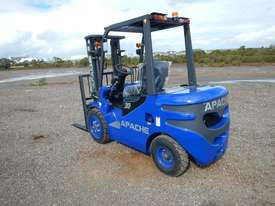Unused 2018 Apache HH30Z 3 Ton Diesel Forklift  - picture1' - Click to enlarge
