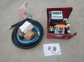 Ao ACFD60 240 Volt Metered Diesel Pump Dispenser  - picture0' - Click to enlarge