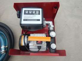 Ao ACFD60 240 Volt Metered Diesel Pump Dispenser  - picture1' - Click to enlarge