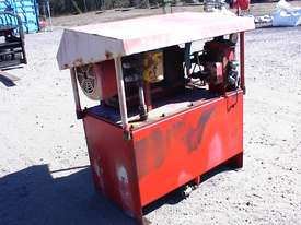 Electric Hydraulic power packs 25HP - picture4' - Click to enlarge