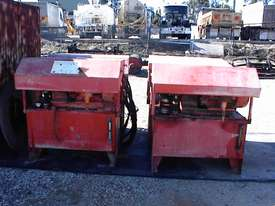 Electric Hydraulic power packs 25HP - picture6' - Click to enlarge