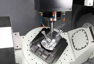 Makino Vertical Machining 5-Axis D500