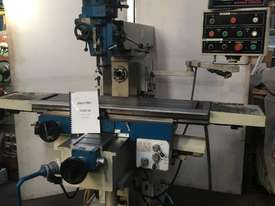 Metal Master BM67HV universal turret mill - picture0' - Click to enlarge