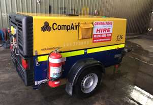 Price drop $6,000 Compair C76 275CFM Air Compressor