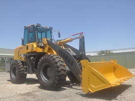 2019 TASMAN Wheel Loader TL280 Deutz Engine QuickHitch Aircon Cab - picture0' - Click to enlarge