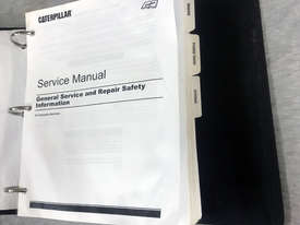 CAT 12H 140H 160H Service Manual - picture0' - Click to enlarge