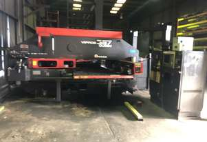 1996 Amada VIPROS 3570 Hydraulic Power Turret Punch Press