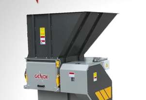 Industrial Plastic Shredder Granulator 25HP - GENOX V600