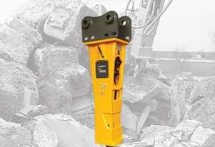 Indeco HP1800 Rock Breaker suits 14 - 20 T Excavators