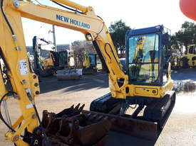 2014 NEW HOLLAND EX55BX EXCAVATOR - picture0' - Click to enlarge