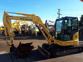 2014 NEW HOLLAND EX55BX EXCAVATOR - picture1' - Click to enlarge