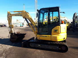 2014 NEW HOLLAND EX55BX EXCAVATOR - picture2' - Click to enlarge