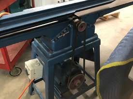 jointer/planer table 1200mm x 150mm  - picture3' - Click to enlarge