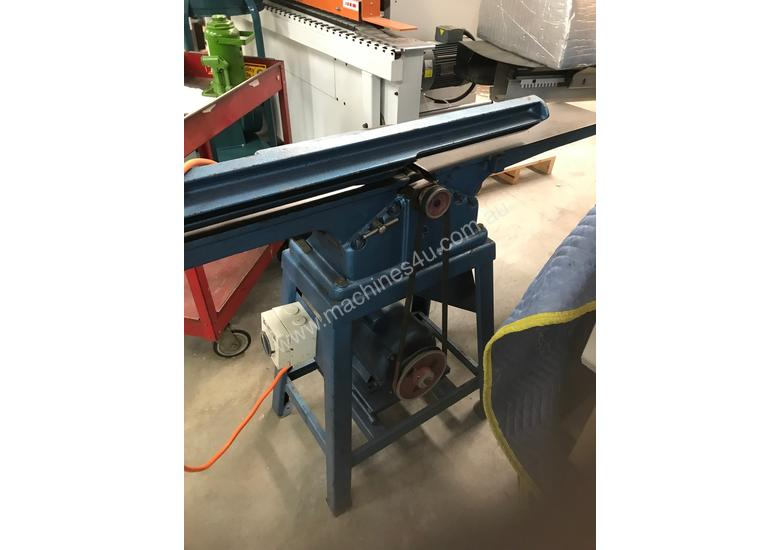 jointer/planer table 1200mm x 150mm
