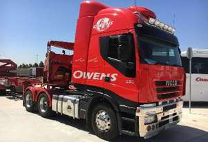 IVECO STRALIS Prime Mover (T/A)