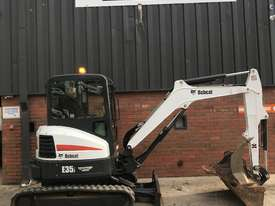 Bobcat E35 low hours  - picture0' - Click to enlarge