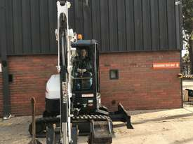 Bobcat E35 low hours  - picture2' - Click to enlarge