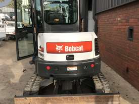 Bobcat E35 low hours  - picture1' - Click to enlarge
