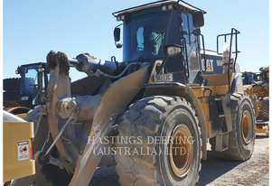CATERPILLAR 966K Wheel Loaders integrated Toolcarriers