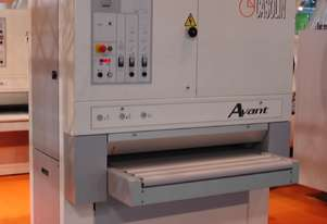 Avant wide belt sander casolin