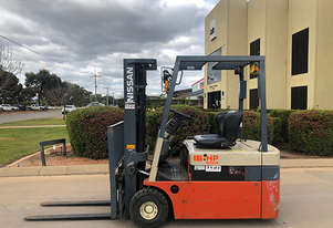 Used Nissan Electric Forklift For Sale