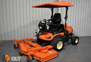 KUBOTA F3690 Diesel Out Front Mower 72 Inch Rear Discharge Canopy 36hp