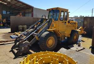 1987 Volvo BM L70 Wheel Loader *CONDITIONS APPLY*