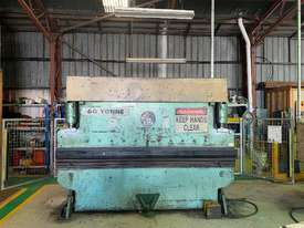 Press Brake Hydraulic operation - picture0' - Click to enlarge