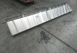 Simco Stainless Steel Shelf, 1800mm