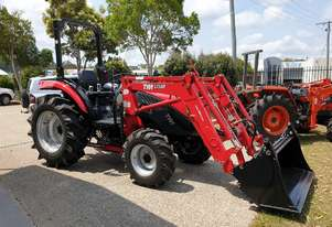 Brand New 50 HP TYM tractor with 4 in 1 loader