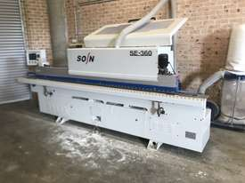 Automatic edging machine , panel saw , compressor and Blum  - picture0' - Click to enlarge
