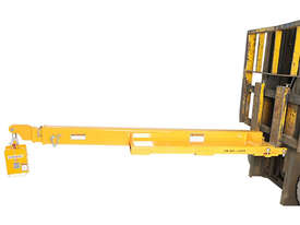 Container Unloader Forklift Jib Low Profile 5420mm - picture0' - Click to enlarge