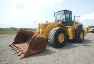 Caterpillar CAT 980H Wheeled Loader