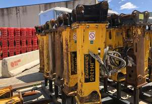 Used ICM IB430S 8.0-10.0  TonneT Excavator Hammer / Breaker  for sale