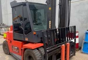 Kalmar   6t Fully Enclosed Cab