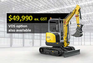 Wacker Neuson EZ26 Now Available
