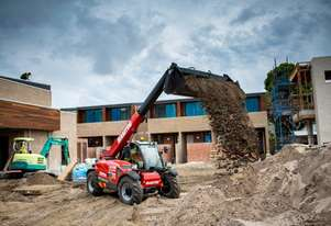 Manitou MT625 Telehandler For Hire