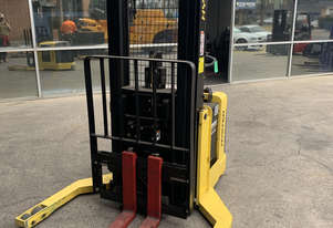 Hyster Electric Walkie Stacker For Sale!