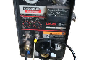 Lincoln LN25 MIG Welder Remote Wire Feeder Suitcase Heavy Duty Industrial