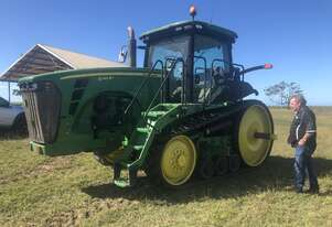 John Deere   8345RT Tracked