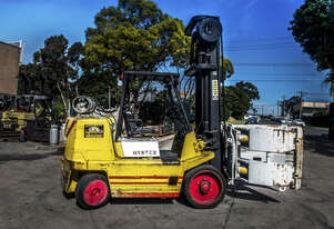 HIRE or SALE - 7 THyster Space Saver Forklift
