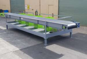 C C Conveyors Picking Station