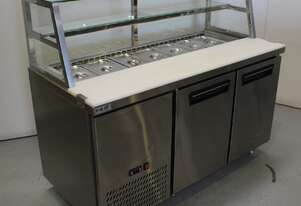 FED SCB/15 Sandwich Prep Bench