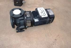 Centrifugal Pump (Mild Steel) , IN: 50mm Dia, OUT: 32mm Dia, 19.6m3/hr